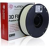 Filatech ABS Filament, White, 1.75mm, 1KG