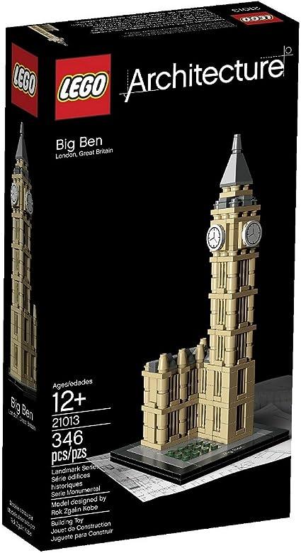 Lego Architecture - Big Ben (21013): Amazon.es: Juguetes y juegos