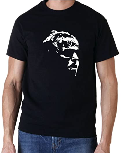 Liam Gallagher Face T-shirt for Men, Heavy Gildan, S to XXL