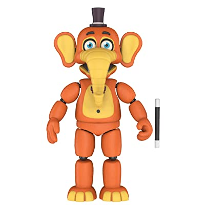 Funko Five Nights at Freddy's Pizza Simulator - Orville Elephant Collectible Figure, Multicolor: Toys & Games