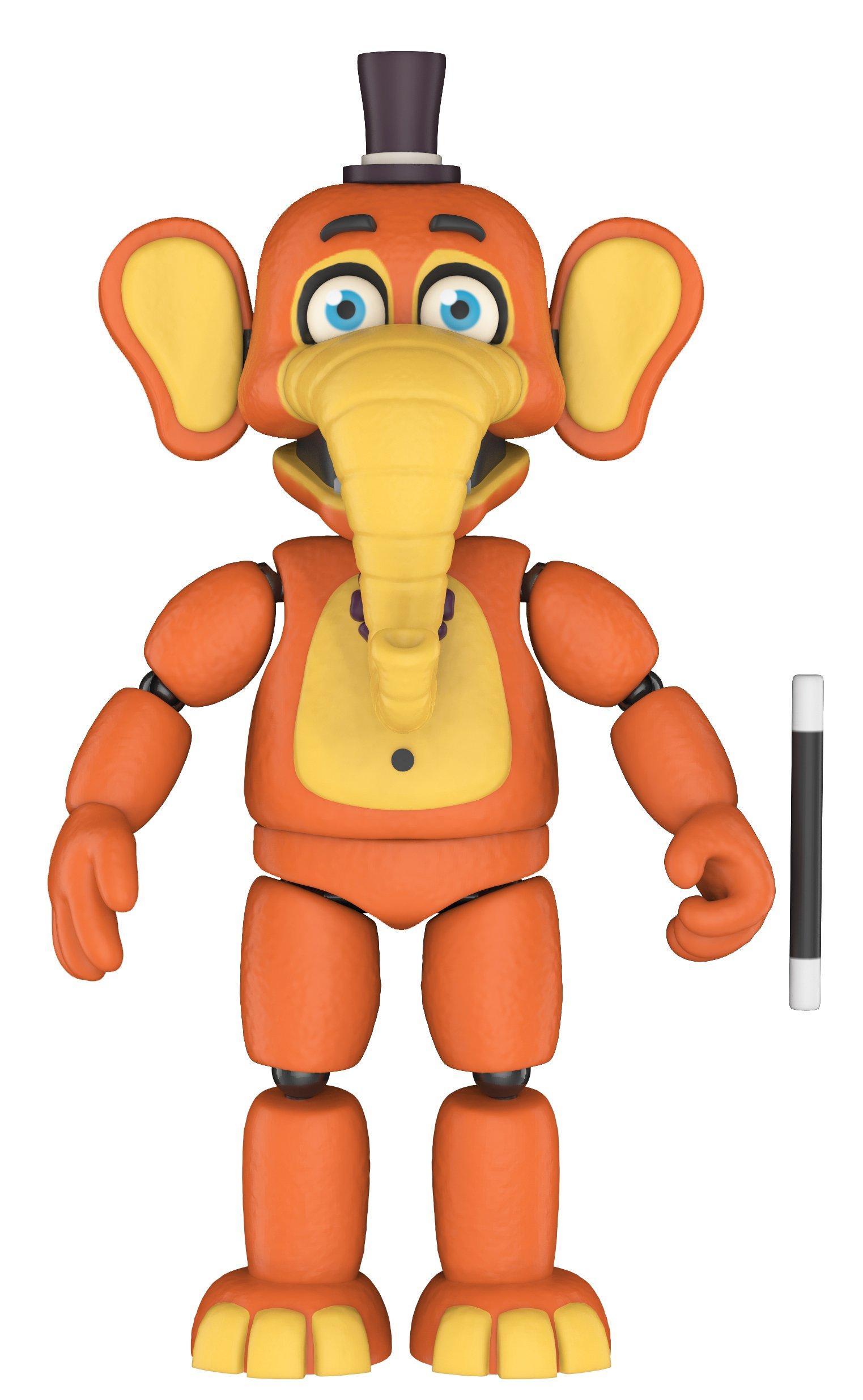 Funko Five Nights at Freddy's Pizza Simulator - Orville Elephant Collectible Figure, Multicolor