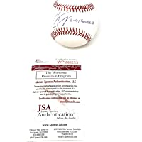 $124 » Gleyber Torres New York Yankees Signed Autograph Official MLB Baseball BABY BOMBERS Inscribed JSA Witnessed Certified