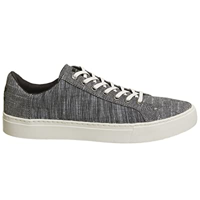 TOMS Men's Lenox Canvas Ankle-High Fashion Sneaker | Shoes