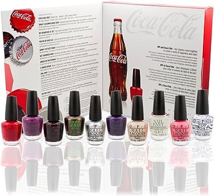 OPI Coca-Cola 10 Pack of Style Mini Set: Amazon.es: Electrónica