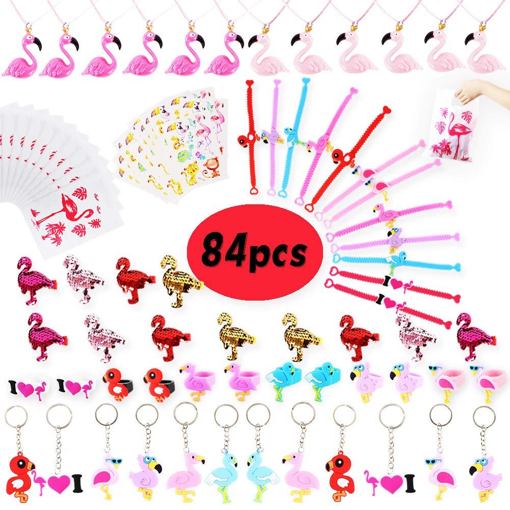 Amazon.com: Flamingo Party Favors suministros para niños ...