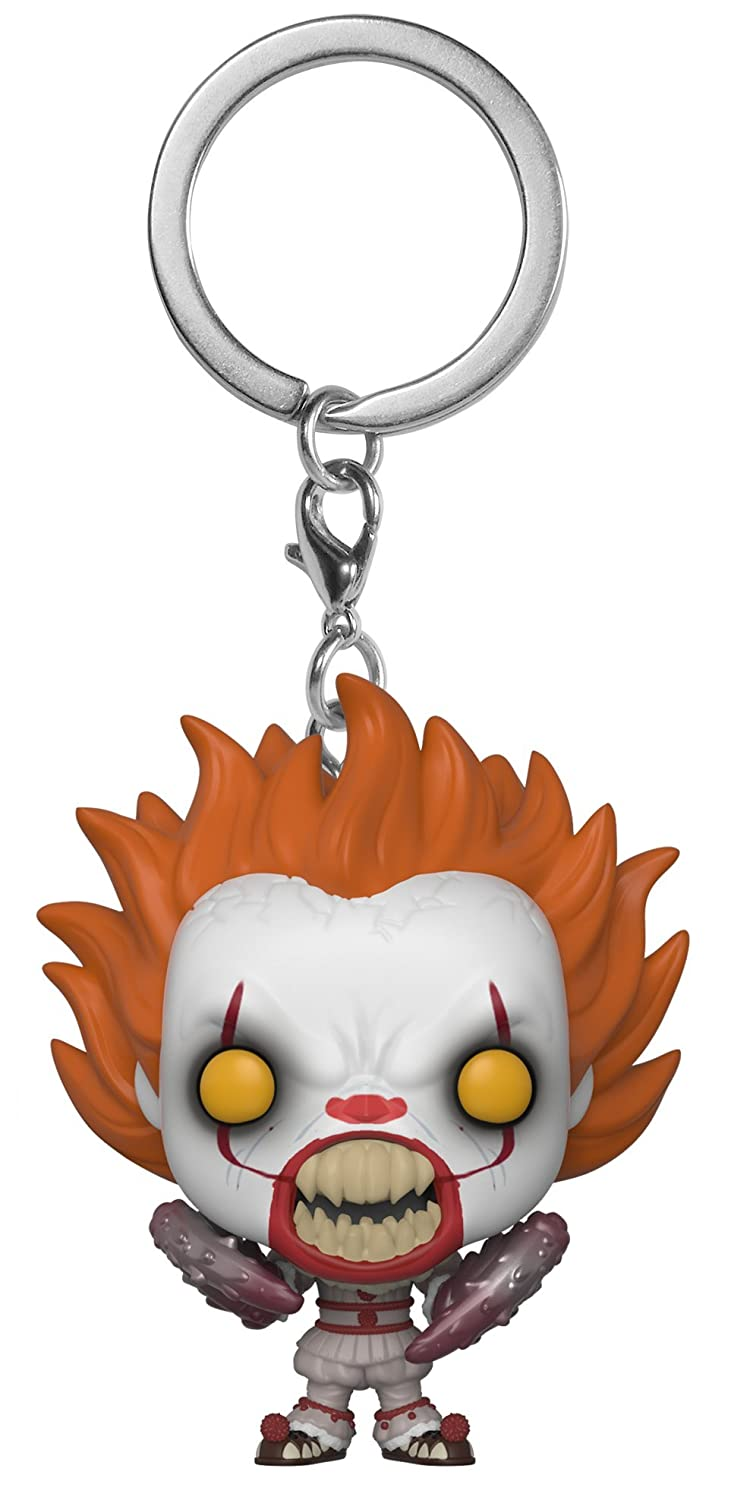 Funko Pop Keychain: Horror It - Pennywise With Spider Legs Collectible Figure, Multicolor 31809