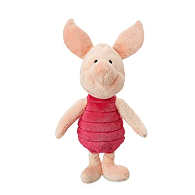 Disney Piglet Plush Toy - 13in: Toys & Games