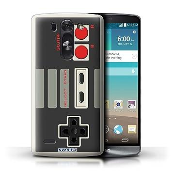 Stuff4® Carcasa/Funda Dura para el LG G3 S (Mini)/D722 ...