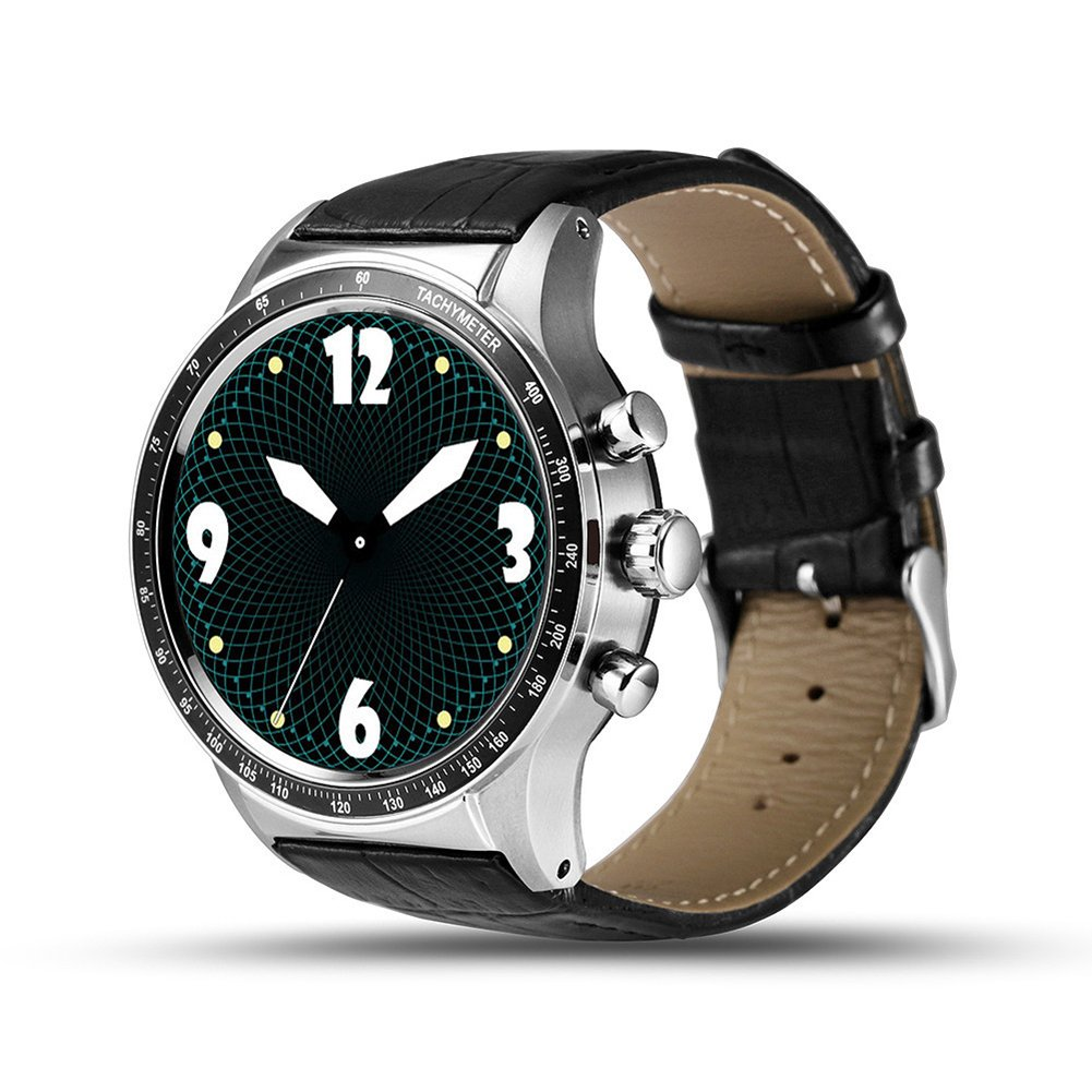 Reloj inteligente Bluetooth 4.0 Aptitud Rastreador Android 5.1 ...