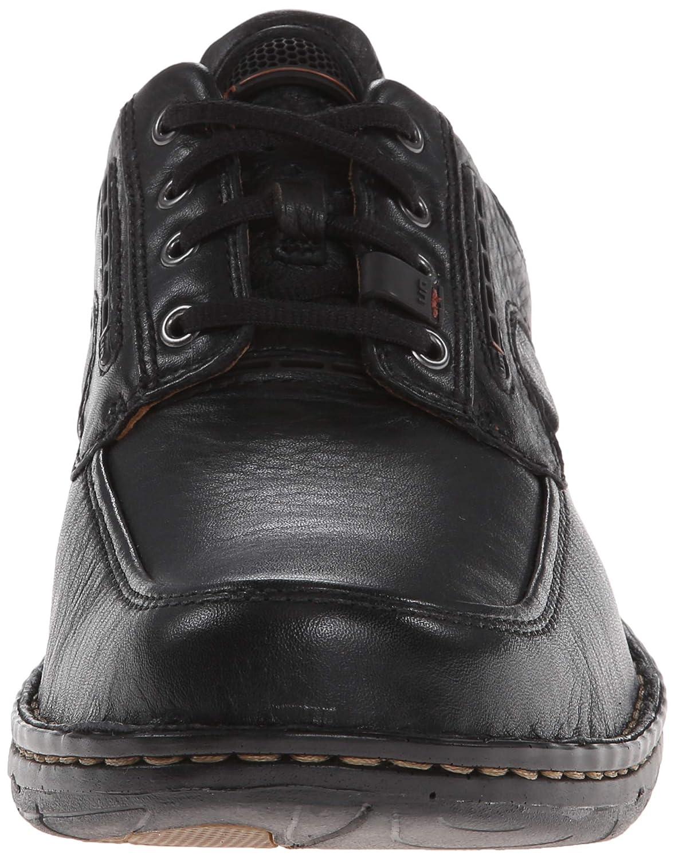 Buy Clarks Men's Un. bend Black Leather