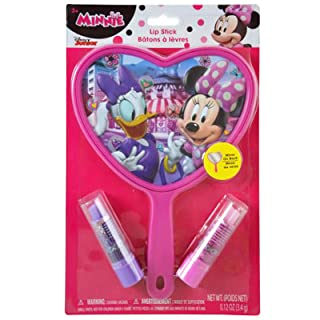 Minnie Mouse Lip Balm with Mirror