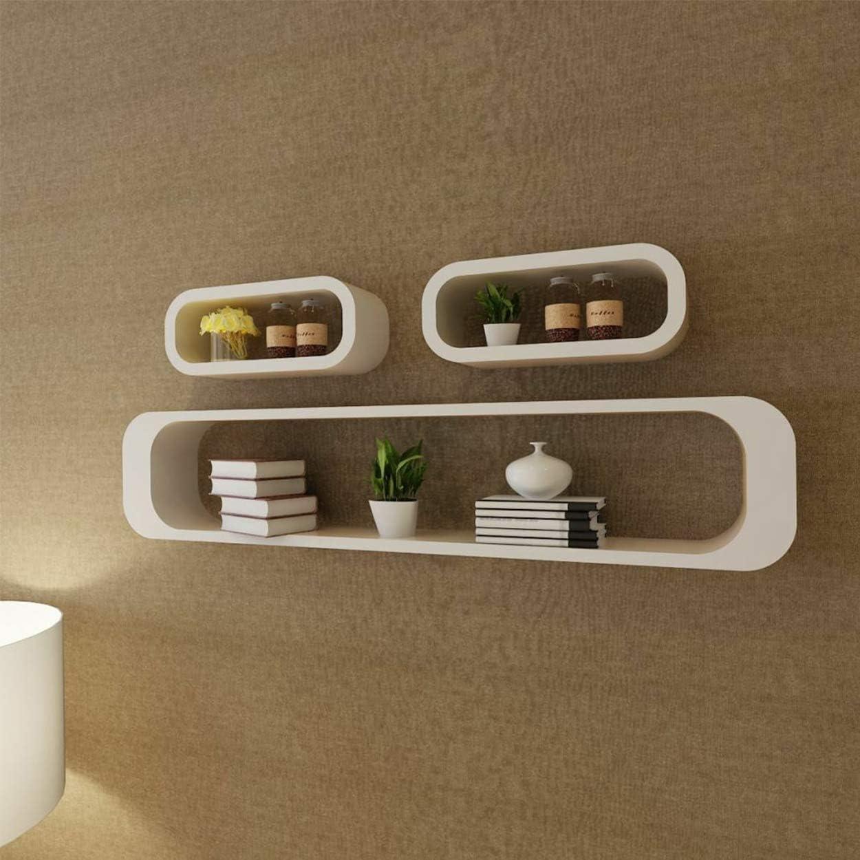 Amazon.com: CJ Online Shop Floating Wall Shelves Display Shelf