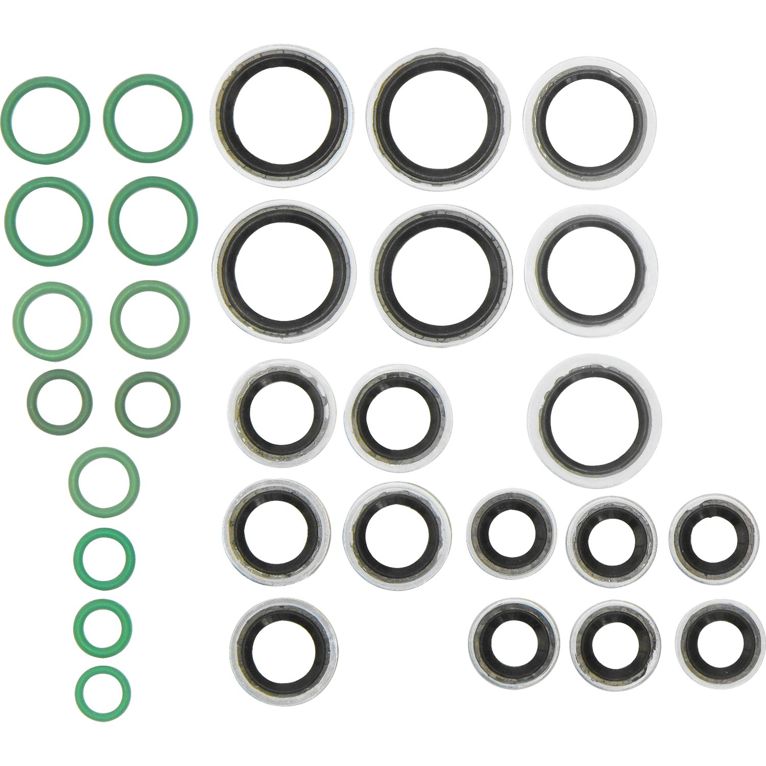 Universal Air Conditioner RS 2741 A/C System Seal Kit UAC