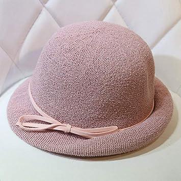 CattleBie Hembra Sombrero transpirable Sombrero de pescador Gorra ...