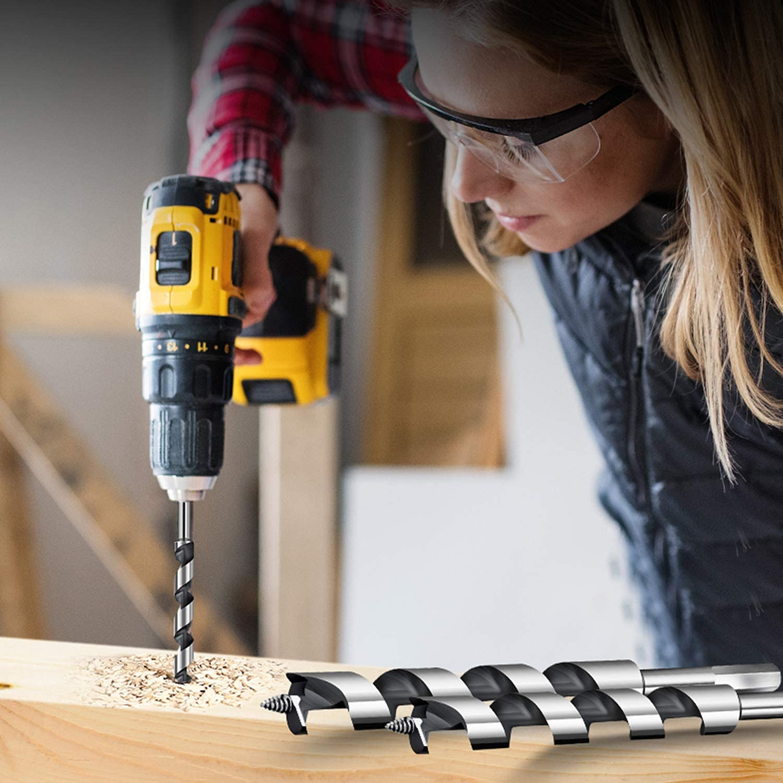 230 mm bois forets 6 pièces Set Ø 6-20 mm traitement du bois