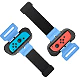 Wrist Bands for Just Dance 2020 2019 for Nintendo Switch Controller Game, Adjustable Elastic Strap for Joy-Cons…