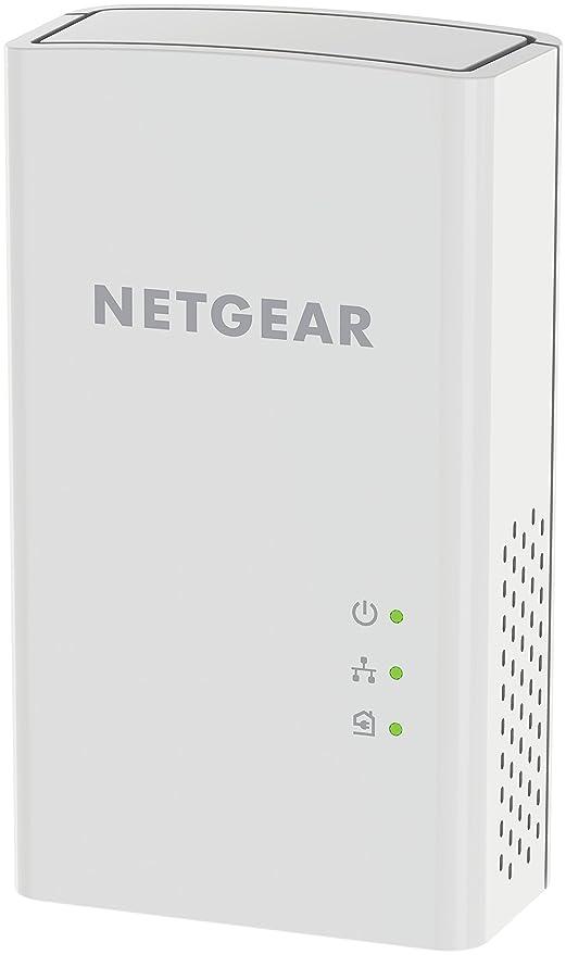 150 opinioni per Netgear PL1200-100PES Kit Powerline AV1200, 2 Porte Gigabit, Velocità Fino a 1.2