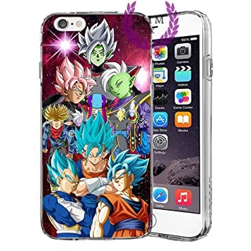 coque iphone 6 goku ultra