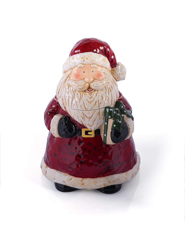 Tarro para galletas Navidad Papá Noel Grande D-Mail