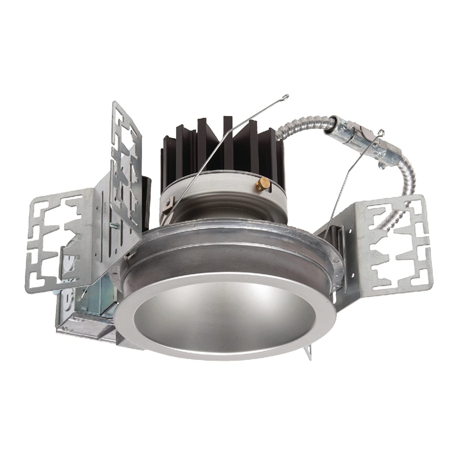 Portfolio EU4B10209035 EU4B 4 Raw Finish Integrated LED Recessed Trim Module 90 CRI 3500K CCT