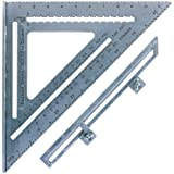 Swanson Tool S0101 7 Inch Speed Square Layout Tool With