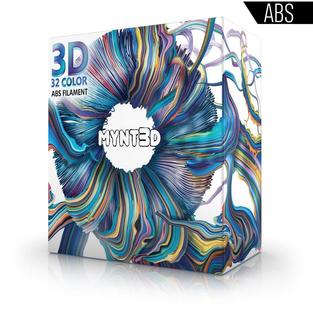 Filamento ABS para lapiz 3D 32colres 10 metros cada uno