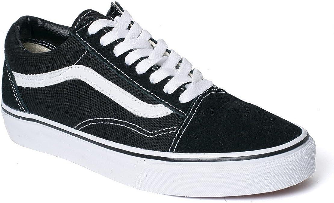 Vans Old Skool Skate Shoe Black/Black