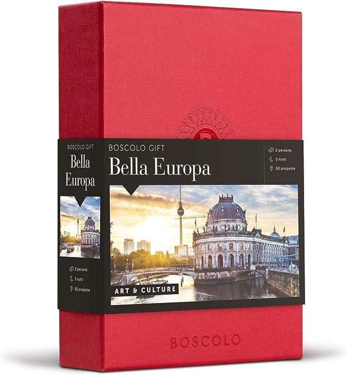 Boscolo - Cofre de regalo - Bella EuropaPaquete de viaje para ...
