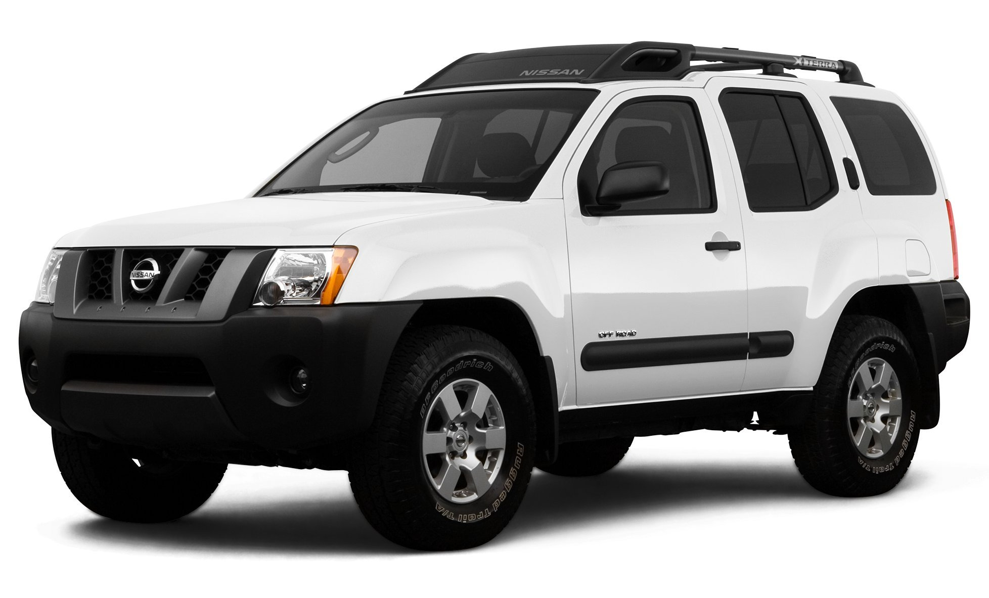 2007 Nissan Xterra Off Road, 4-Wheel Drive 4-Door Automatic Transmission ...