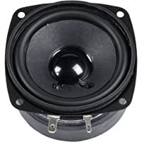 Visaton VS-FRS8M, Luidspreker (8,38 Cm (3.3), 30 W, 50 W, 100-20000 Hz, 8 Cm, Zwart