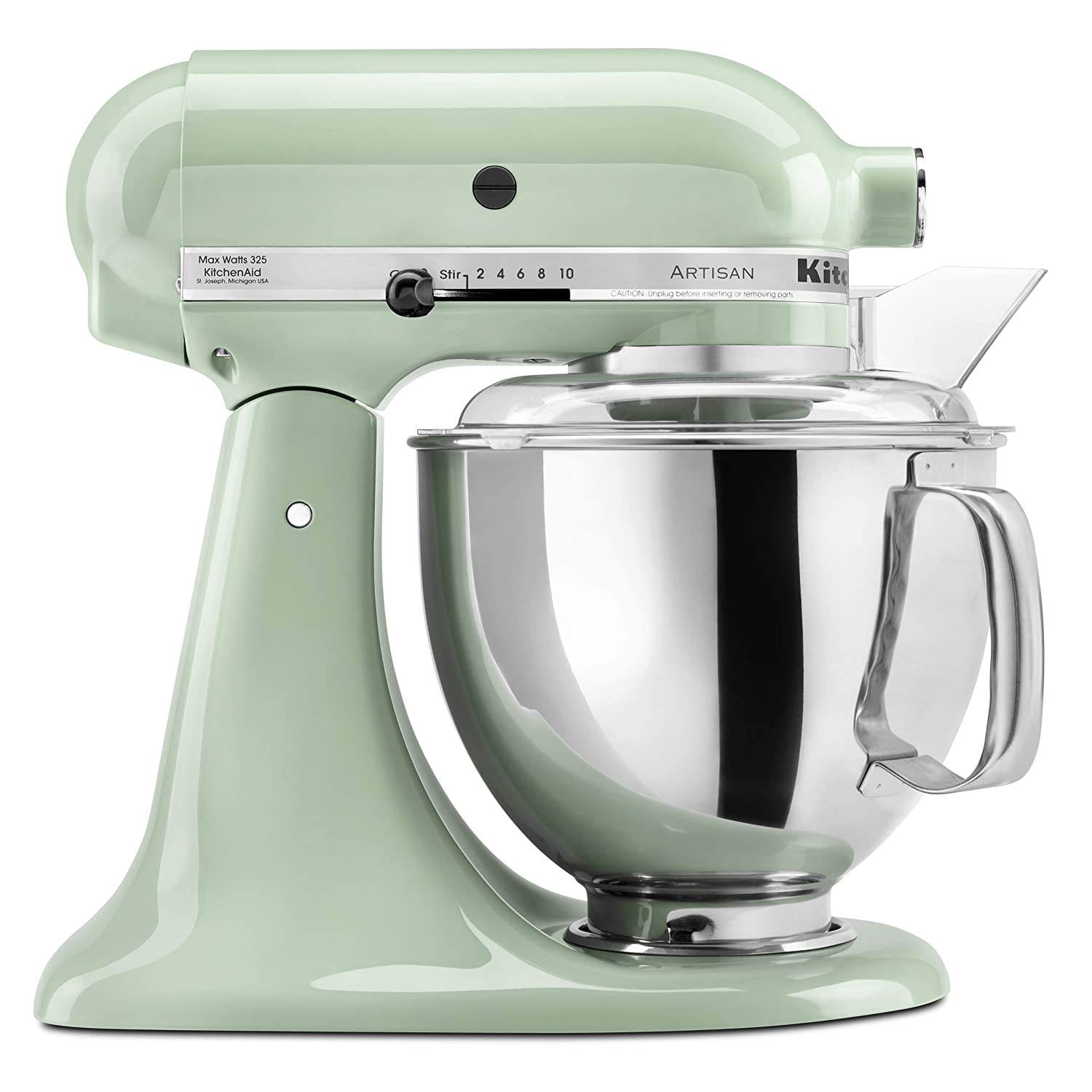 Pistachio green Kitchenaid Mixer
