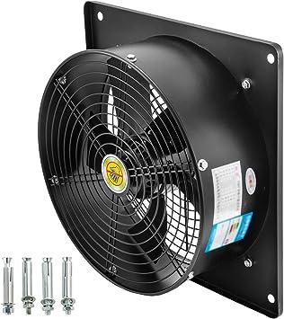 Mophorn Ventilador Axial 400 W Ventilador Industrial Extractor 2450 Rpm Extractor de Ventilación Ventilador de Escape: Amazon.es: Bricolaje y herramientas