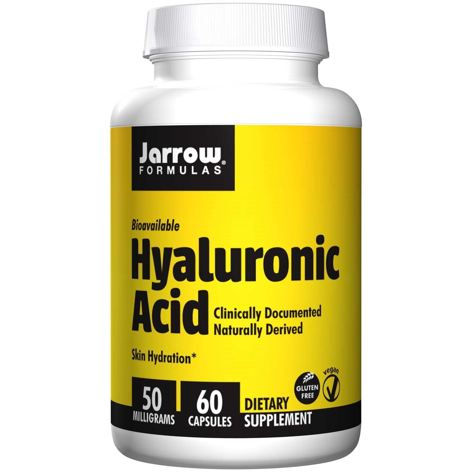 Jarrow Formulas Hyaluronic Acid Caps (Multi-Pack)