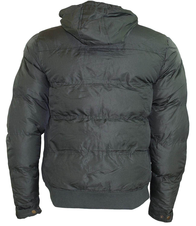 Mens Slazenger Tenzing Zipper Hood Jacket Spruce S: Amazon.es: Ropa y  accesorios