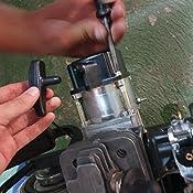 Fdit Desbrozadora Retroceso Motor Arranque Tire de Placa de ...