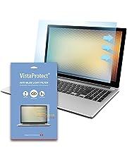 """VistaProtect – Filtro Anti Luce Blu Premium per Schermo Laptop PC, Rimovibile (14"""" Pollici)"""