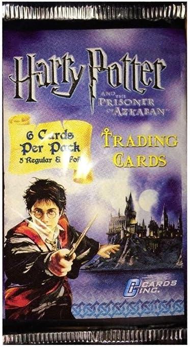 Harry Potter El Prisionero de Azkabán - Cartas coleccionables (36 ...