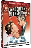 La Noche Es Mi Enemiga v.o.s. 1959 DVD Libel