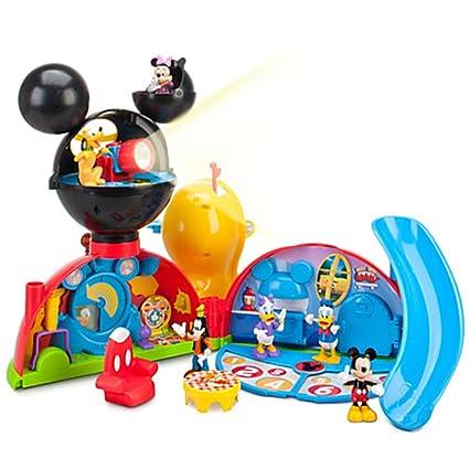 8ba62efbca8 Amazon.com  Disney Exclusive Mickey Mouse Clubhouse Playset  Toys   Games