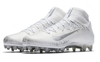 5dc4aef8a Nike Vapor Untouchable 2 Mens Soccer-Shoes 824470-111 10 - White Metallic  Silver