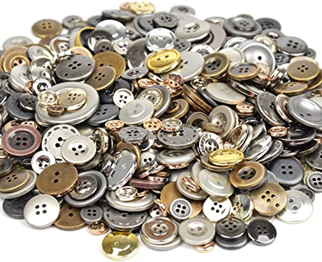 CRAFT ETC., SCRAPBOOKING 50 x MOTHER OF PEARL ONE HOLE  11mm  SEWING BUTTONS