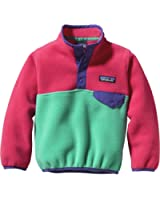 Patagonia Little Boys' Lightweight Snap T Pull Over (Toddler) - Aqua Stone - 5T
