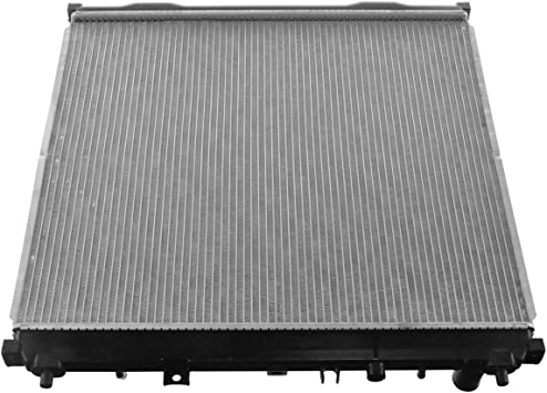 Radiator Assembly Aluminum Core Direct Fit for Infiniti G35 Coupe Sedan New