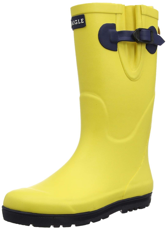 Aigle Woodypop, Bottes de Pluie Mixte Enfant