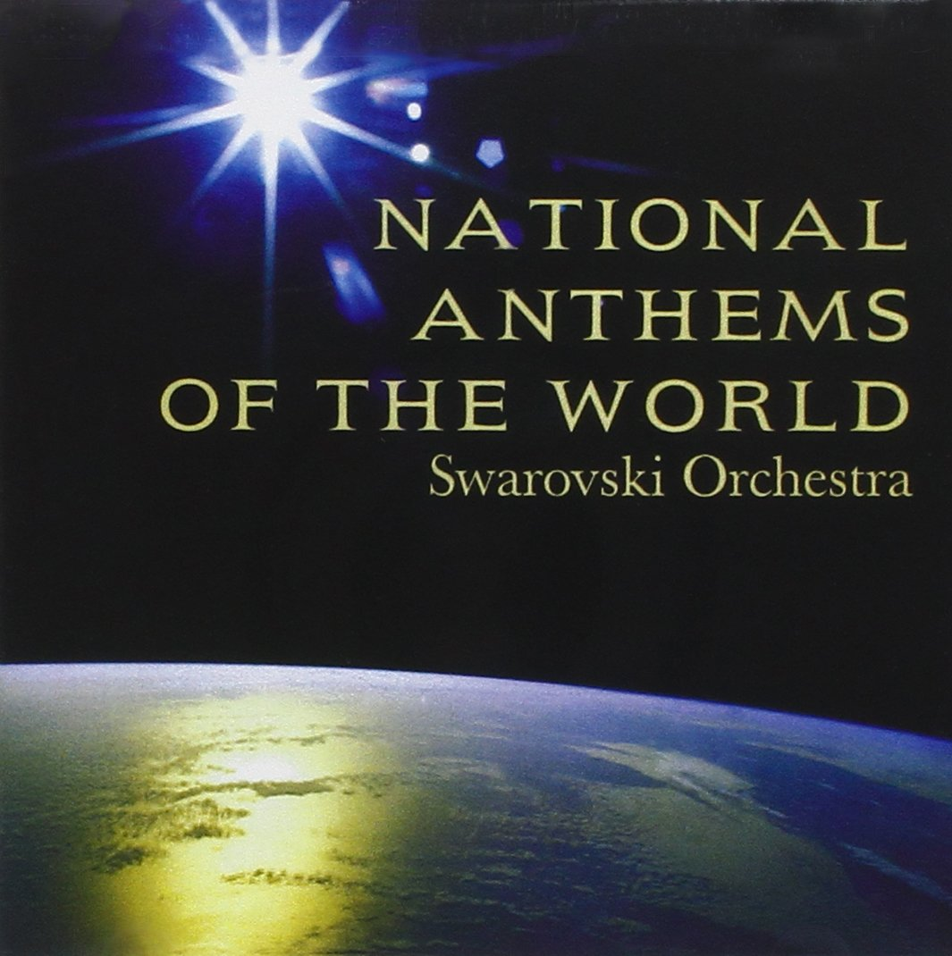 National Anthems of the World by National