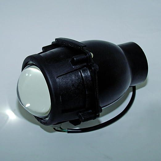 Ellipsoidscheinwerfer Paar H3 Je 55 Watt Hr Hc Auto