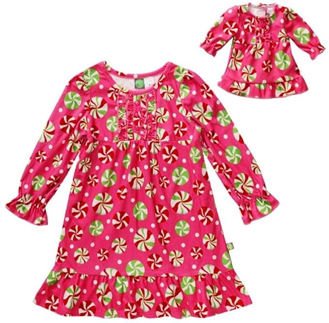 Dollie Me Big Girls Matching Sleepwear Set Amazon Ca Clothing