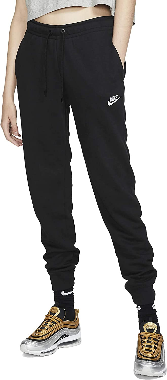 Nike Womens NSW Essntl Pant Regular Fleece Womens Bv4095-010
