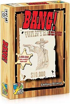 DaVinci Editrice - Bang! (importado): Amazon.es: Juguetes y juegos