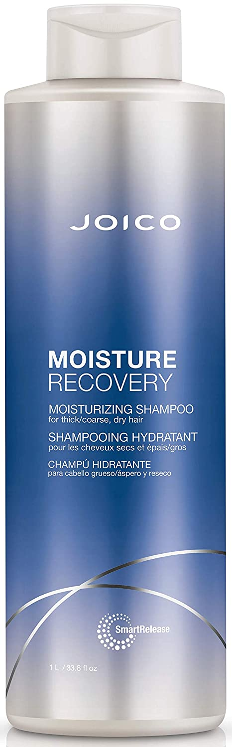 Joico Moisture Recovery Moisturizing Shampoo | Replenish Loss Moisture & Restore Smoothness | For Thick & Coarse & Dry Hair